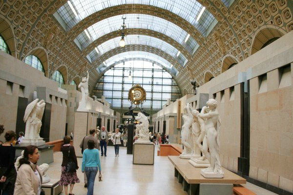 Visit top museums in Paris