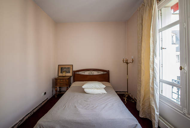 The 4<sup>th</sup> bedroom